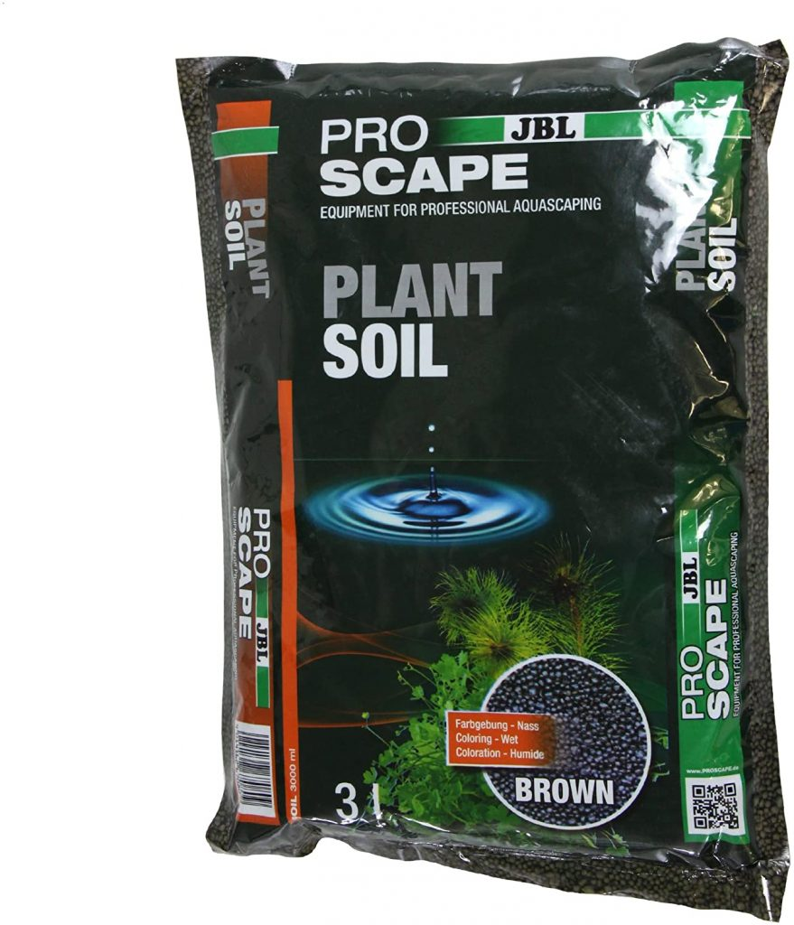 sol technique jbl plant soil