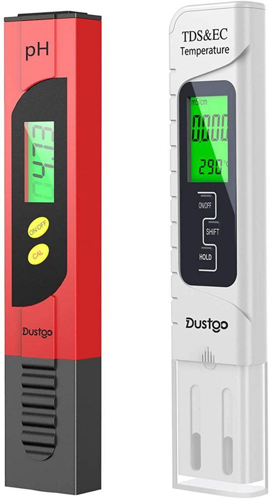 duo tests dustgo